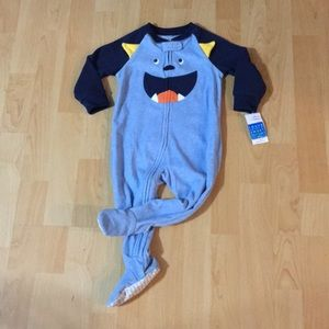 CARTER's Sleep and play outfit flame resistant